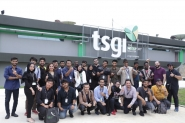 Industry networking for Limkokwing students at TSGI Cyberport