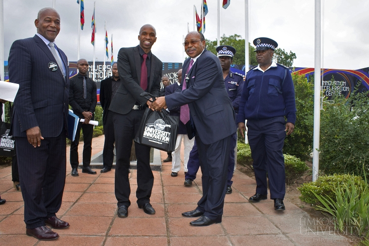 Deputy Prime Minister and the Minister of Education visit Limkokwing Swaziland