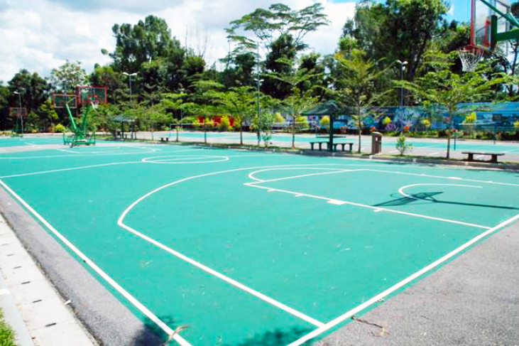 Off-Campus Sports Facility