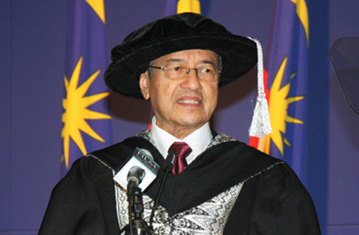 essay about tun mahathir In malaysia, one of my first and foremost choice in leadership is our fourth prime  minister, tun dr mahathir bin mohamad i admire him most not.