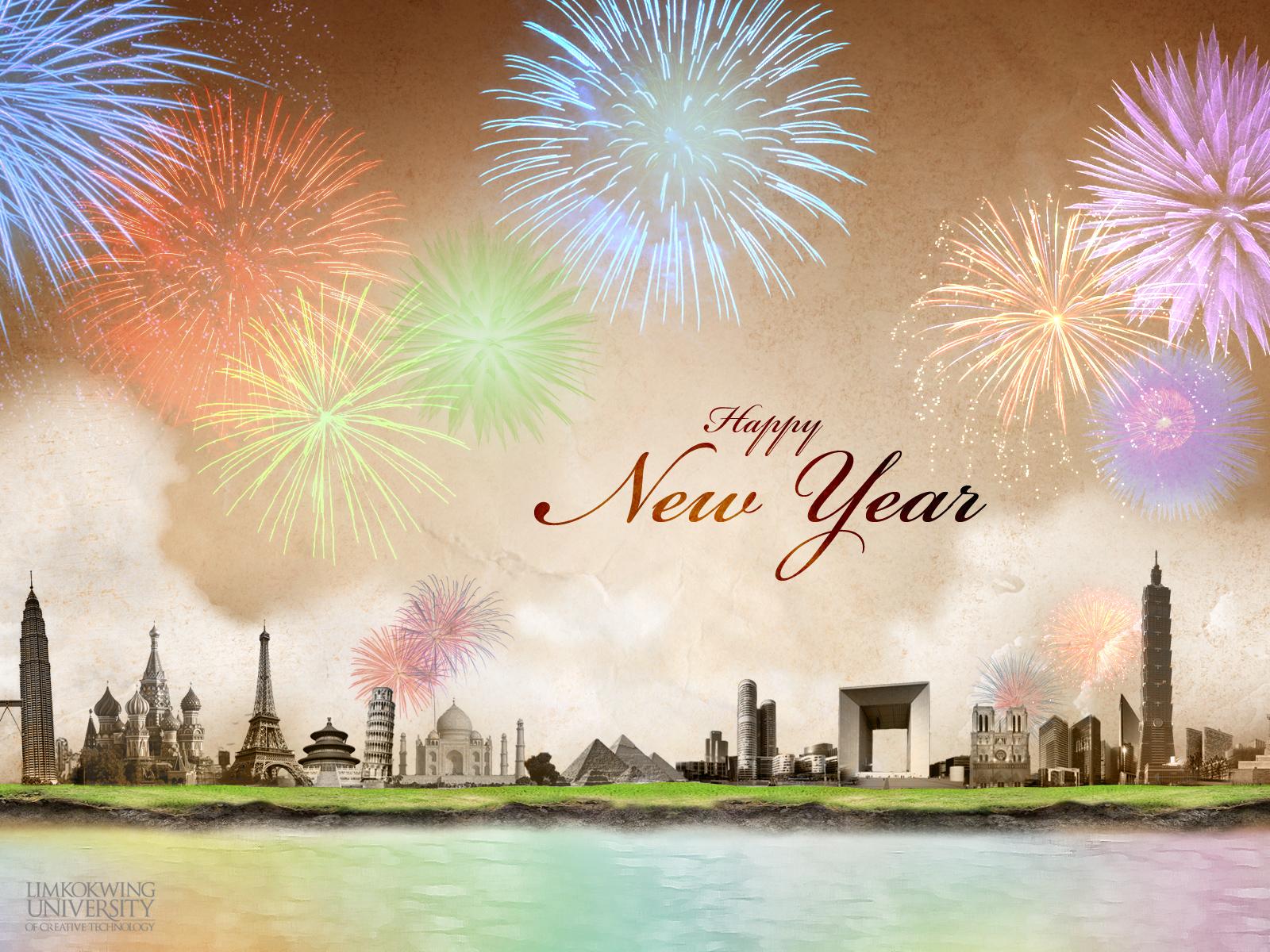 essays about new year celebration