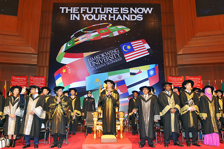 Limkokwing University Graduation 2013