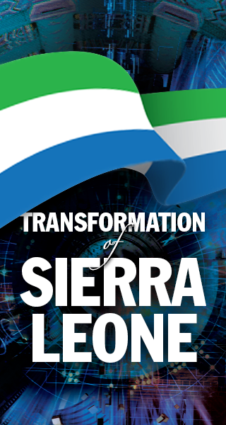 Transformation of Sierra Leone