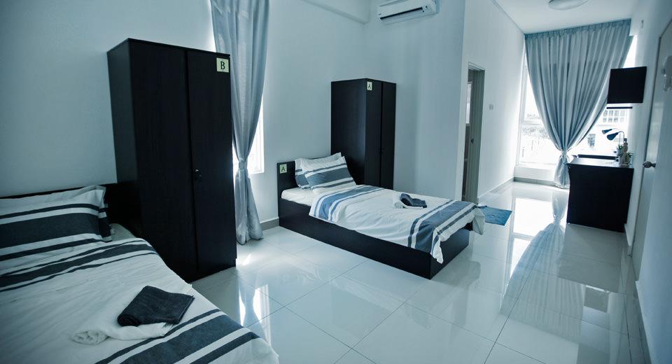 Room Booking Nottingham Malaysia