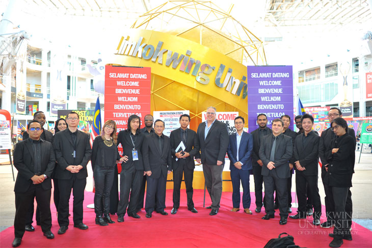 Creative Opportunities for Limkokwing University with Toon Boom