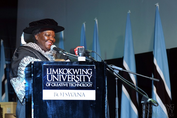 Dr. Nasha applauds Limkokwing University