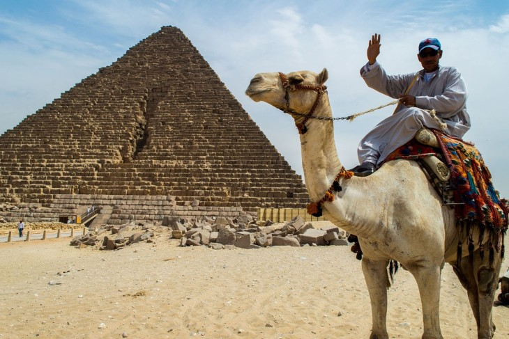 Know Egypt @ Limkokwing University of Creative Technology