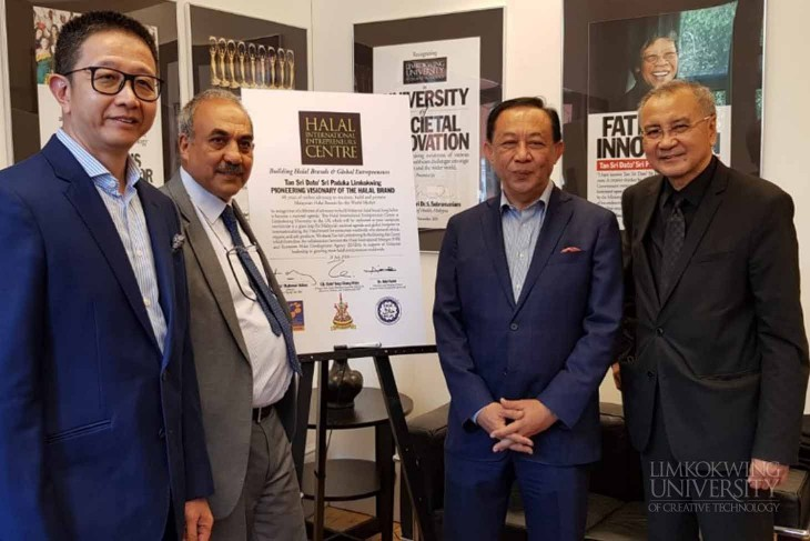 Limkokwing launches Halal International Entrepreneur Centre in London