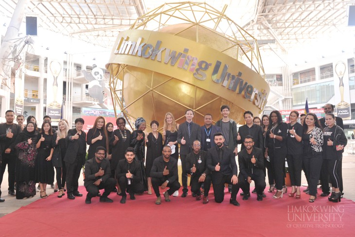 Limkokwing and International Business School of Hungary discuss collaboration