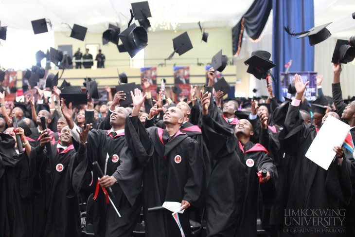 829 students to graduate at Limkokwing University