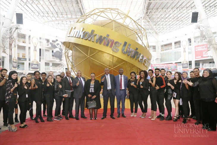 Lesotho strengthening ties with Limkokwing on Human Capital development