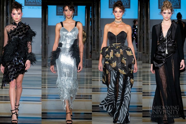 Limkokwing showcases cultural opulence at the London Fashion Week