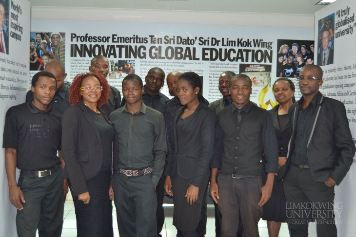 Limkokwing Swaziland inducts a new Student Representative Council