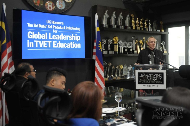 Limkokwing Announces Partnership with ASIC for TVET