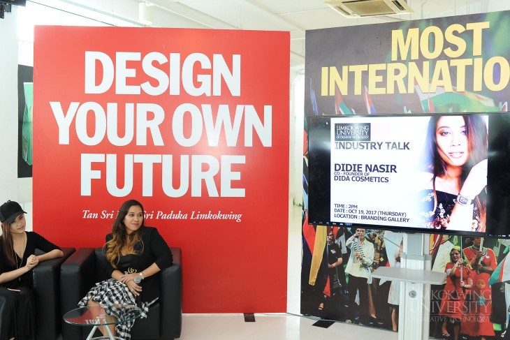 Didie Nasir shares secrets of her success with Dynda Designs and Dida Cosmetics