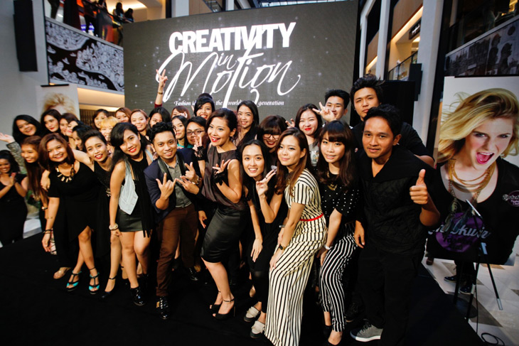 A new beginning for emerging Limkokwing Fashion Graduates