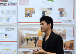 News limkokwing university of creative technology - Graduation gift for interior design student ...