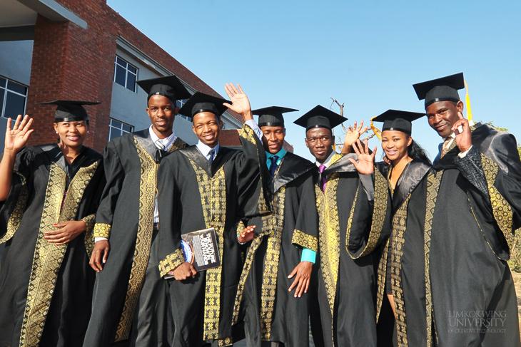 Limkokwing Botswana Graduation 2013 @ Limkokwing University of ...