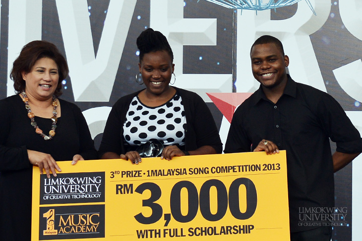 1Malaysia Song Competition 2013 Award Ceremony