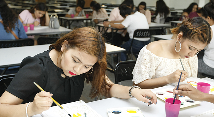 Iec College Of Art And Fashion