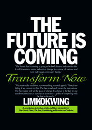 The Future is Coming - Transform Now
