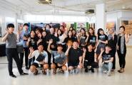 Chosan University's Winter Camp at Limkokwing University