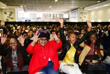 Limkokwing Botswana welcomes new students