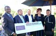 Limkokwing Botswana grants scholarships to students with disabilities