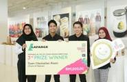 Students win prizes for Lafarge's Happiness in the City truck design contest