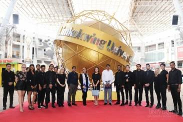 Limkokwing in talks on collaboration with Nitte University of India
