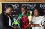 Limkokwing Lesotho celebrates top achievers of Pope John XIII High School in Qacha's Nek District