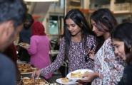 Maldives Iftar at Limkokwing University