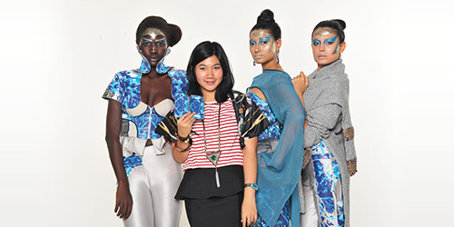 Malaysian Official Designers' Association (MODA) Young Designer Showcase 2012