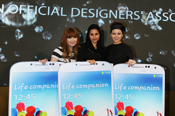 Malaysian Official Designers Association's (MODA) Samsung Innovation Style Awards 2013